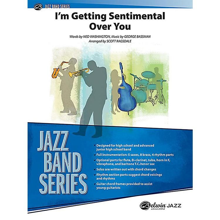 AlfredI'm Getting Sentimental over You Jazz Band Grade 3 Set
