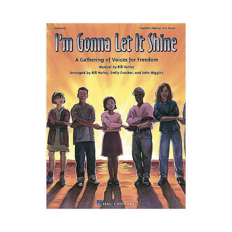 Hal LeonardI'm Gonna Let It Shine - A Gathering of Voices for Freedom (Musical) ShowTrax CD Arranged by John Higgins