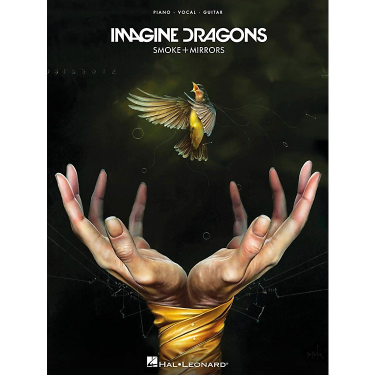Hal Leonard Imagine Dragons - Smoke + Mirrors for Piano/Vocal/Guitar