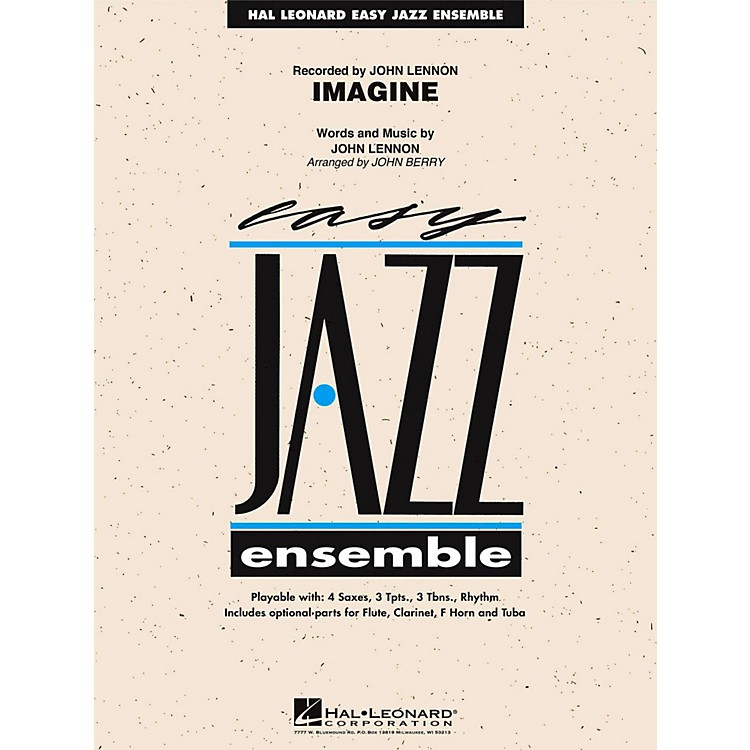 Hal Leonard Imagine Jazz Band Level 2