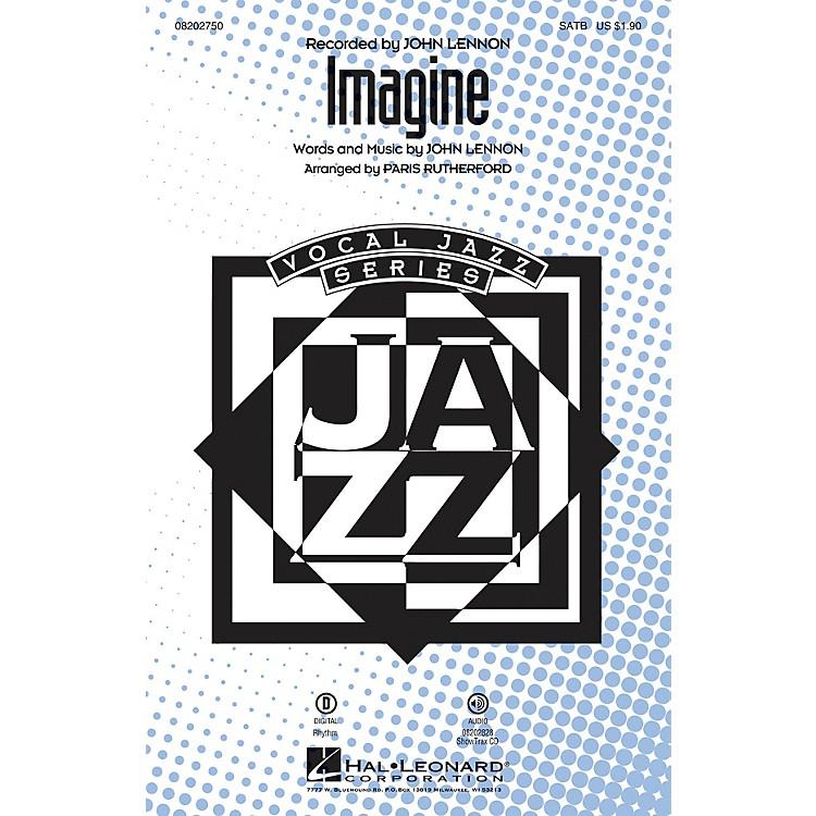 Hal LeonardImagine ShowTrax CD by John Lennon Arranged by Paris Rutherford