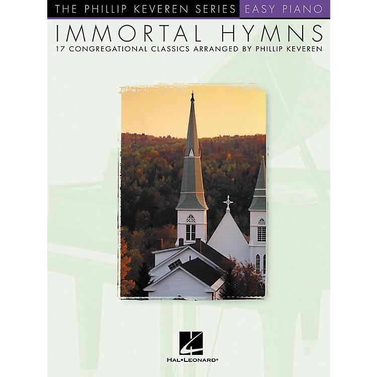 Hal LeonardImmortal Hymns Easy - Phillip Keveren Series For Easy Piano