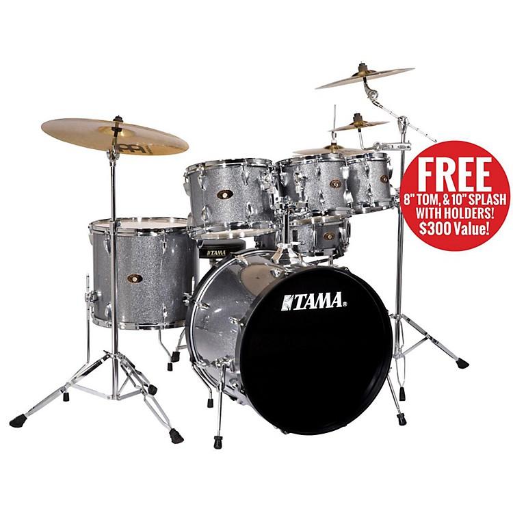 TamaImperialstar 5-Piece Drum Set with CymbalsMidnight Blue