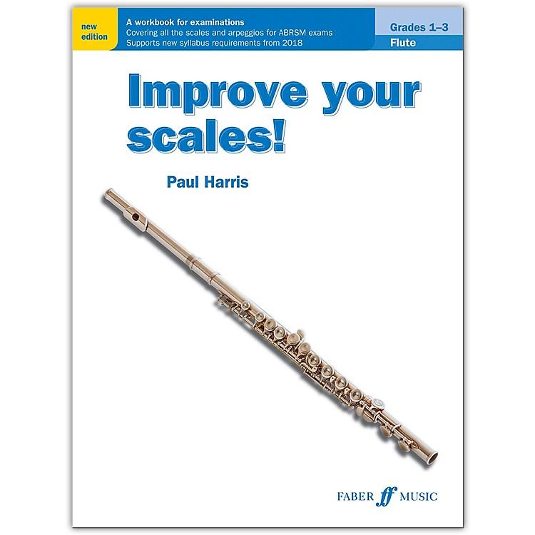 Faber Music LTDImprove Your Scales! Flute, Grades 1-3