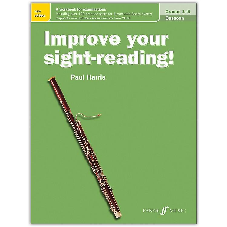 Faber Music LTDImprove Your Sight-Reading! Bassoon, Grade 1-5 (New Edition)