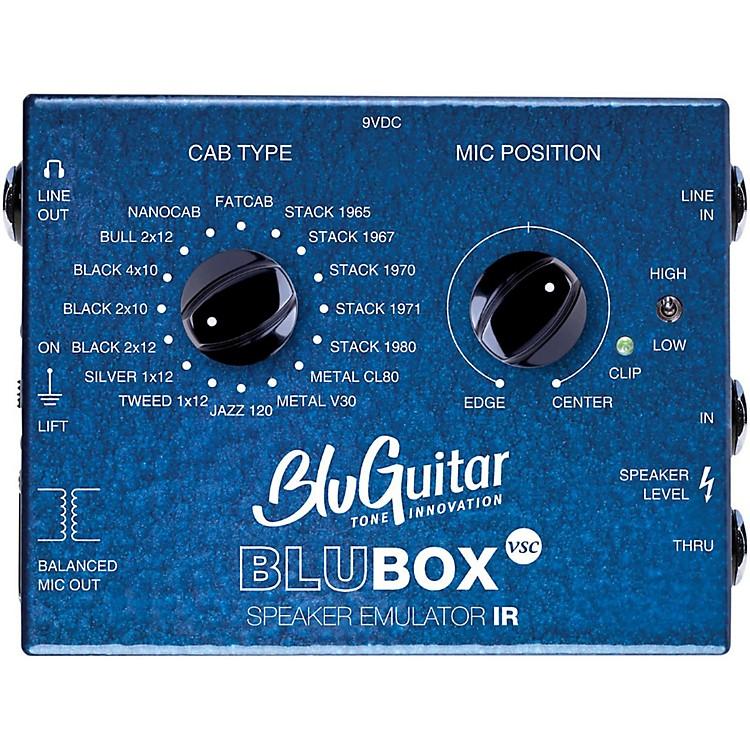 BluGuitarImpulse Response Speaker Emulator Pedal