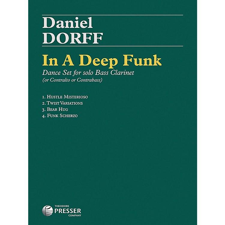 Carl FischerIn A Deep Funk - Bass Clarinet