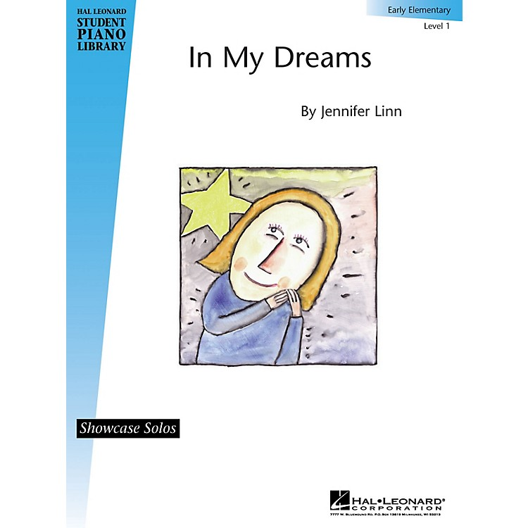 Hal LeonardIn My Dreams Piano Library Series by Jennifer Linn (Level Early Elem)