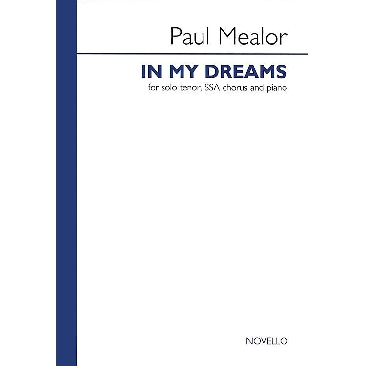 NovelloIn My Dreams SSA Composed by Paul Mealor
