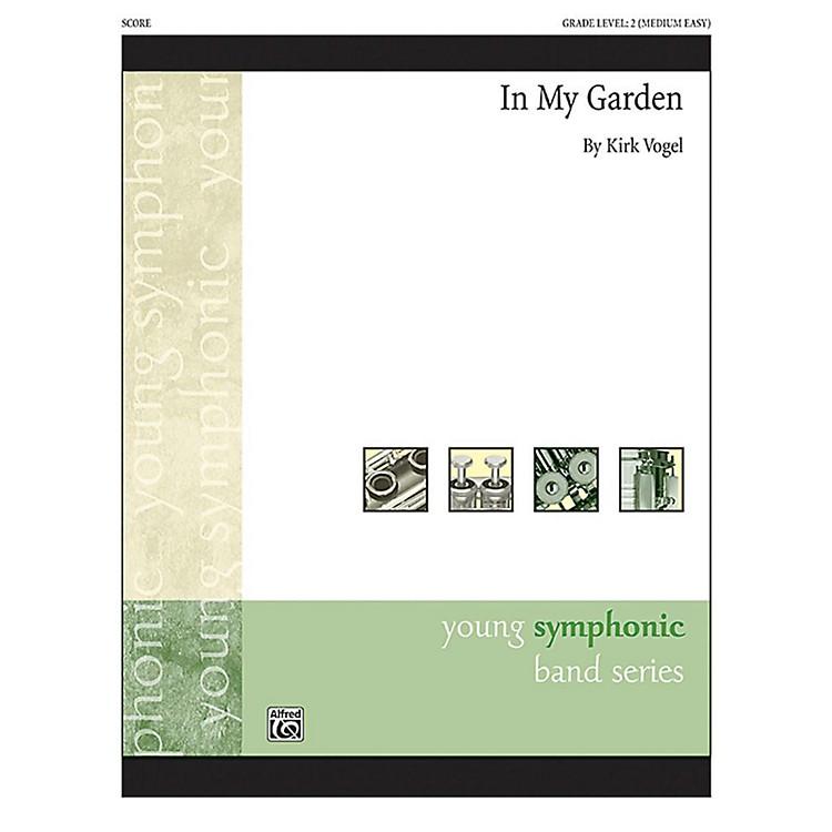 AlfredIn My Garden Concert Band Grade 2 Set
