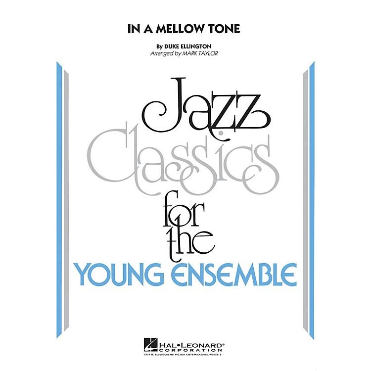 Hal LeonardIn a Mellow Tone Jazz Band Level 3 by Duke Ellington Arranged by Mark Taylor
