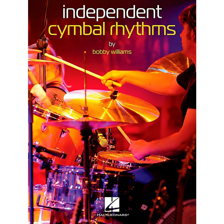 Hal LeonardIndependent Cymbal Rhythms