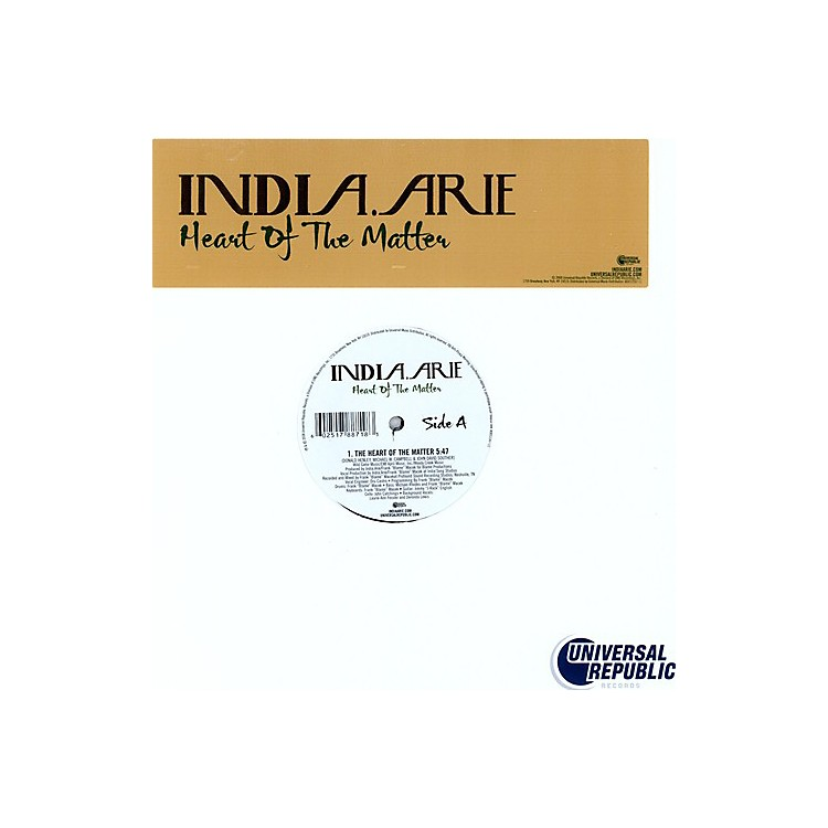 AllianceIndia.Arie - The Heart Of The Matter