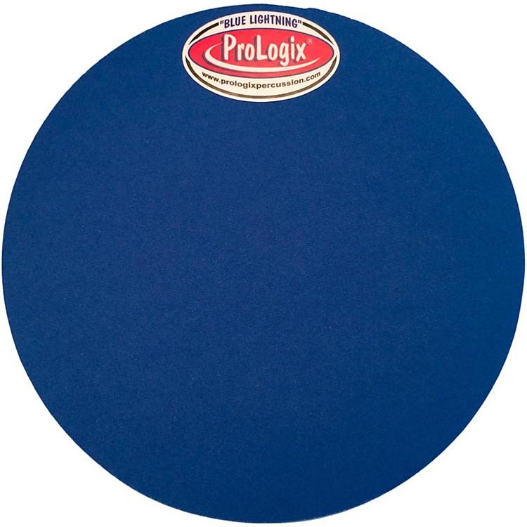 ProLogix PercussionIndividual Drum Mute8 in.Blue Lightning Series
