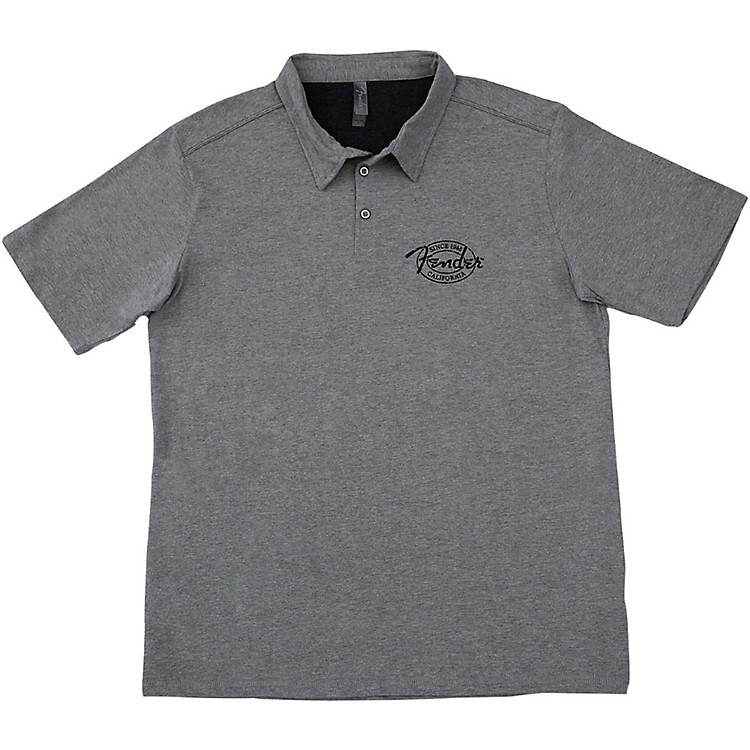 Fender Industrial Polo XX Large Gray