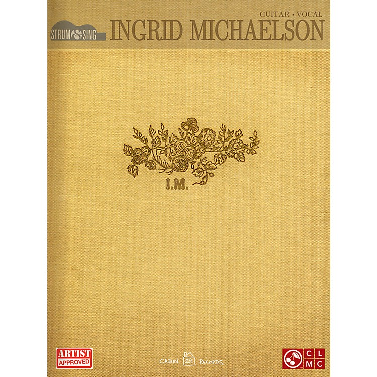 Cherry LaneIngrid Michaelson Strum & Sing Series for Easy Guitar