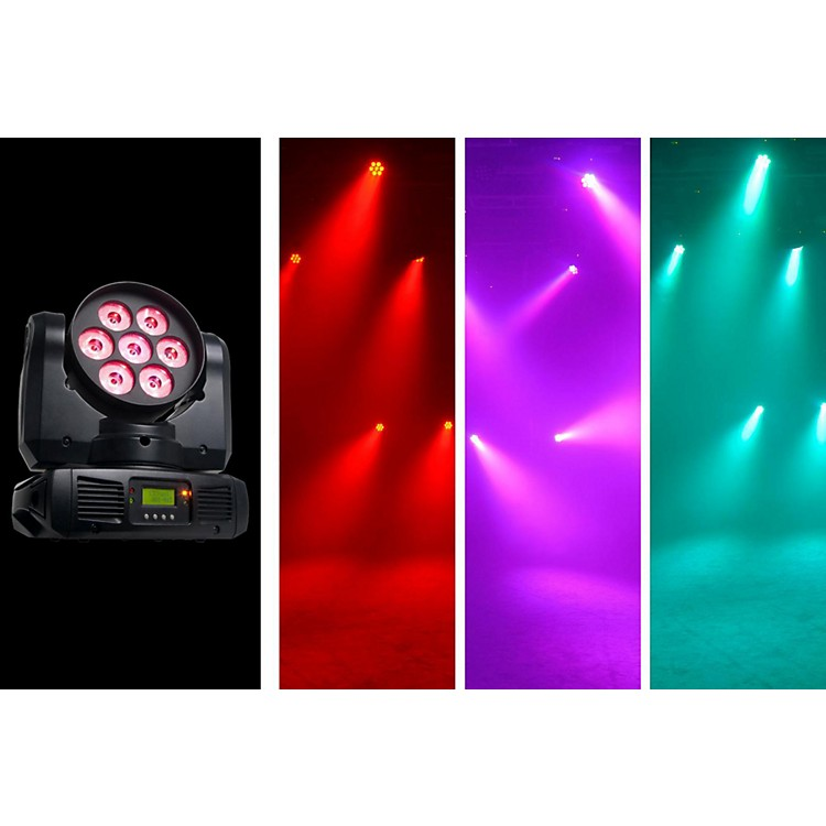 American DJ Inno Color Beam Quad 7