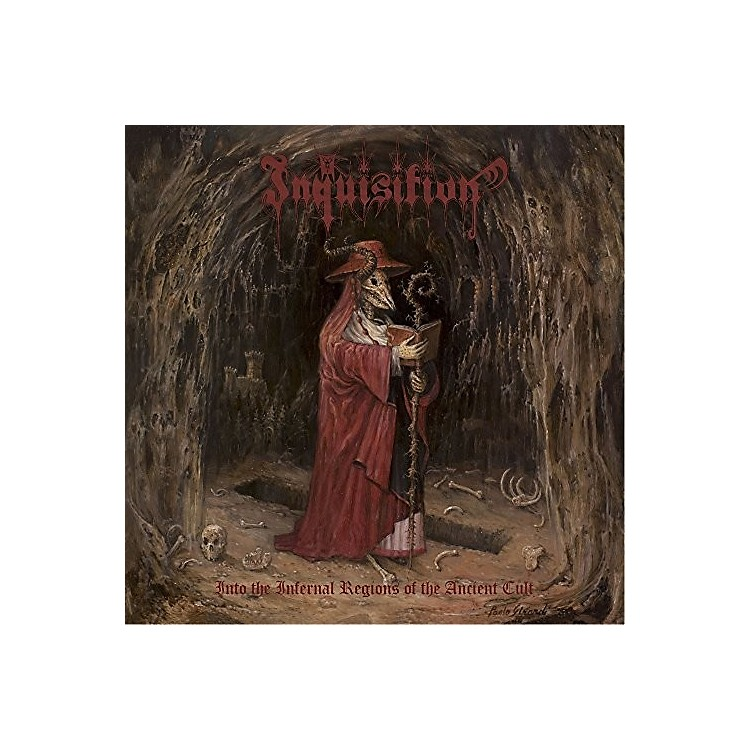 Alliance Inquisition - Into The Infernal Regions Of The Ancient Cult