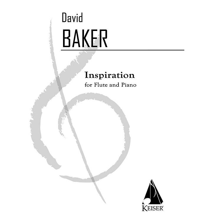 Lauren Keiser Music PublishingInspiration (Flute with Piano Accompaniment) LKM Music Series Composed by David Baker