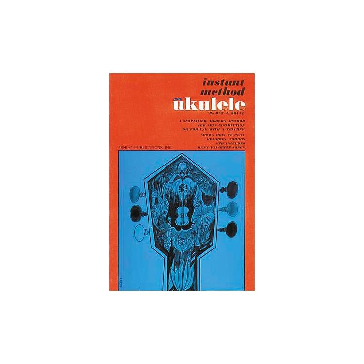 Ashley MarkInstant Method For Ukulele Book