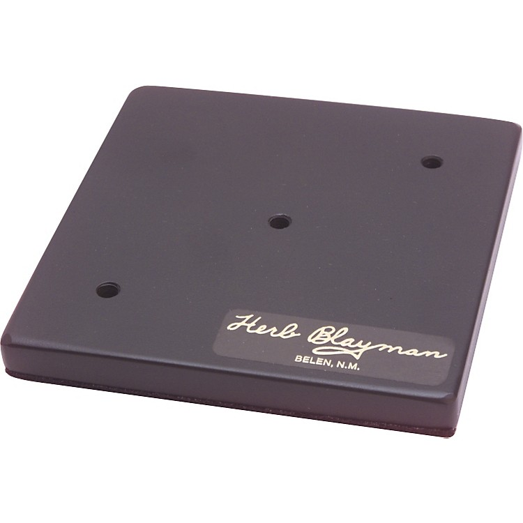 BlaymanInstrument Stand Bases8 in. Octagonal - Up To 4 Instruments