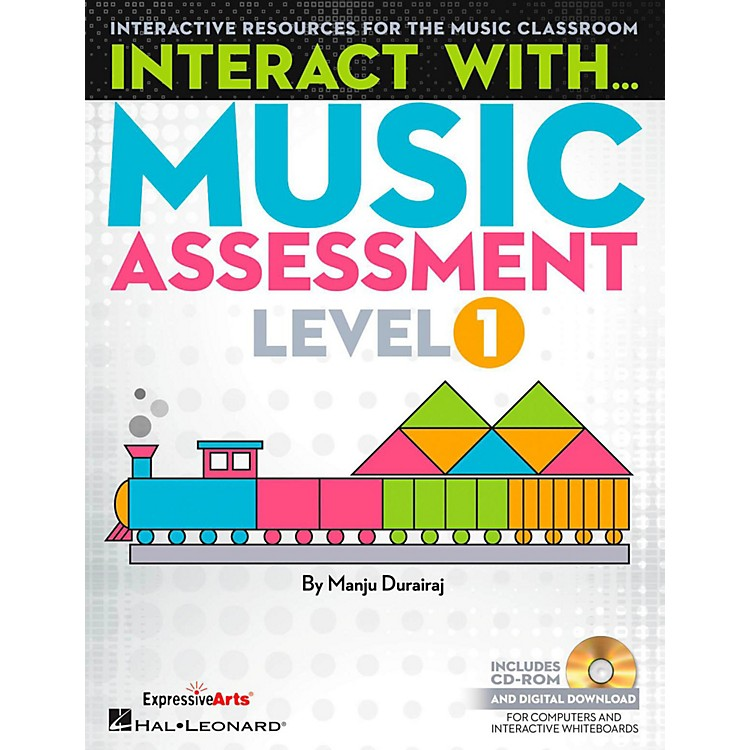 Hal LeonardInteract with Music Assessment (Level 1) CD-ROM