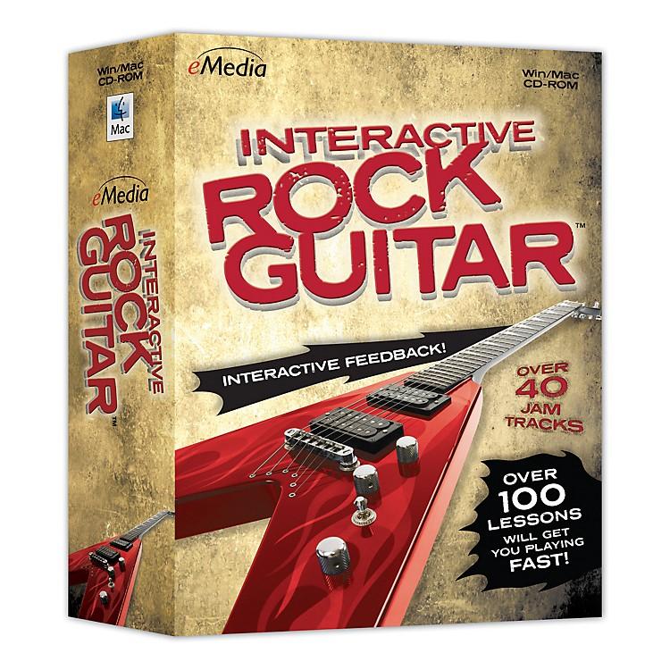 EmediaInteractive Rock Guitar