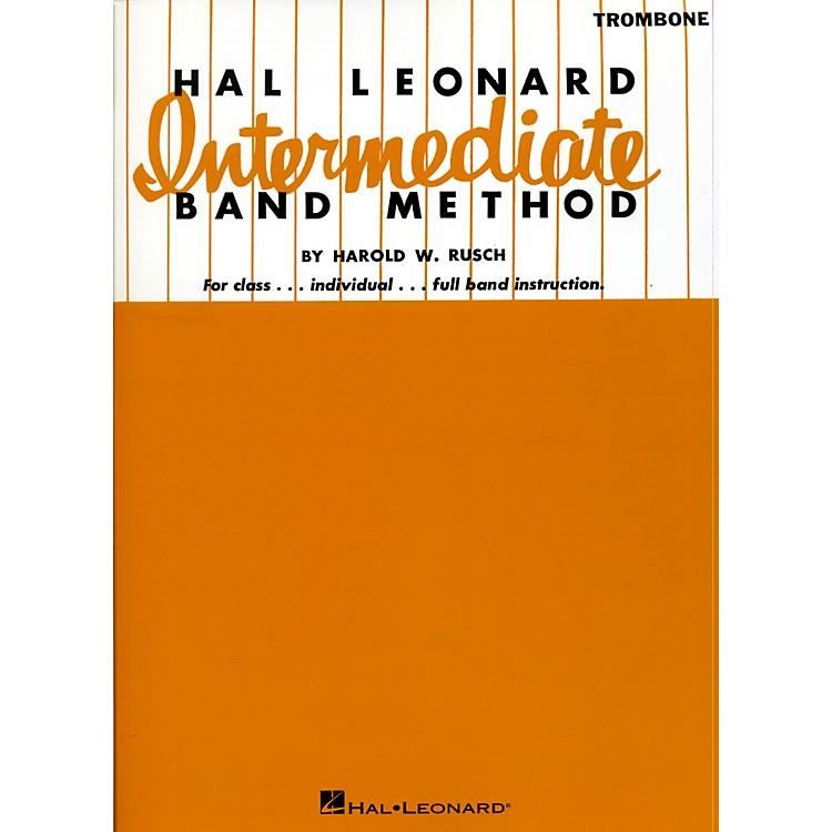 Hal LeonardIntermediate Band Method Trombone