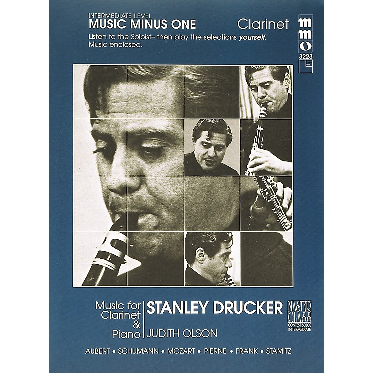 Hal LeonardIntermediate Clarinet Solos, vol. I