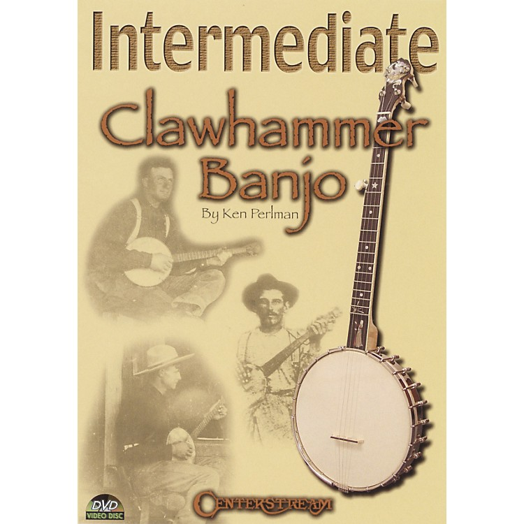 Centerstream Publishing Intermediate Clawhammer Banjo (DVD)
