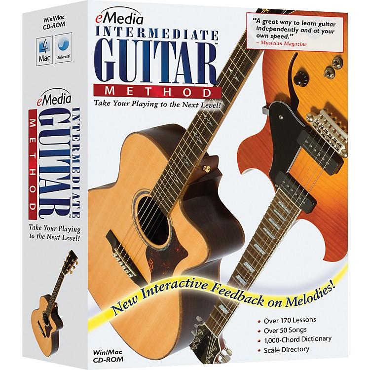 EmediaIntermediate Guitar Method Version 3