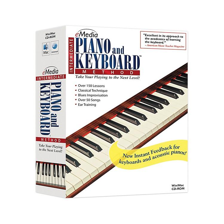 EmediaIntermediate Piano & Keyboard Method v2.0