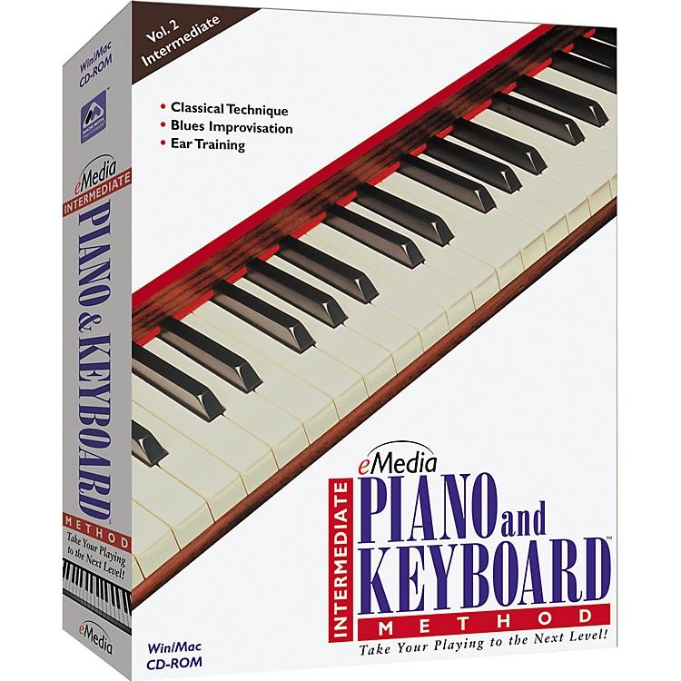 EmediaIntermediate Piano and Keyboard Method CD-ROM