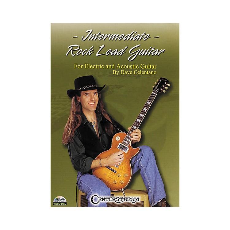 Centerstream PublishingIntermediate Rock Lead Guitar (DVD)
