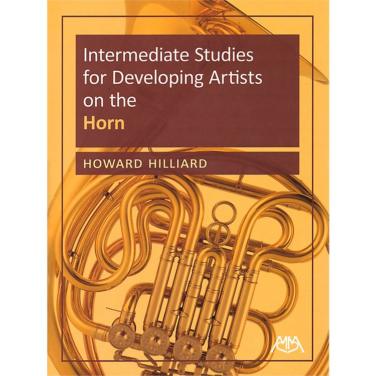 Meredith MusicIntermediate Studies For Developing Artists On The French Horn