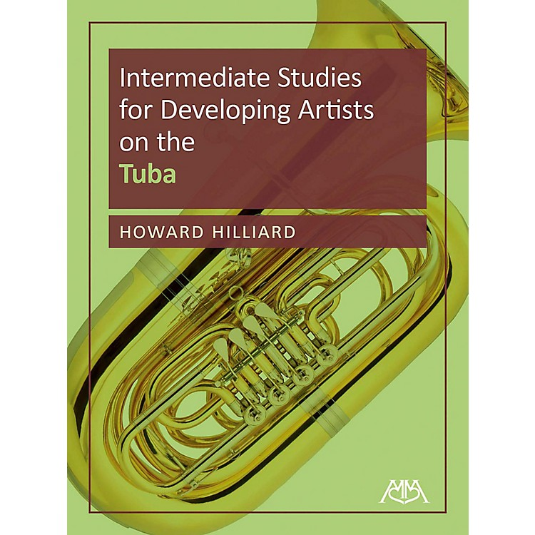 Meredith MusicIntermediate Studies For Developing Artists On Tuba
