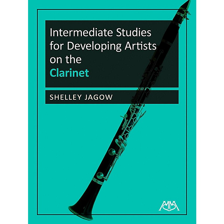 Meredith Music Intermediate Studies for Developing Artists on the Clarinet