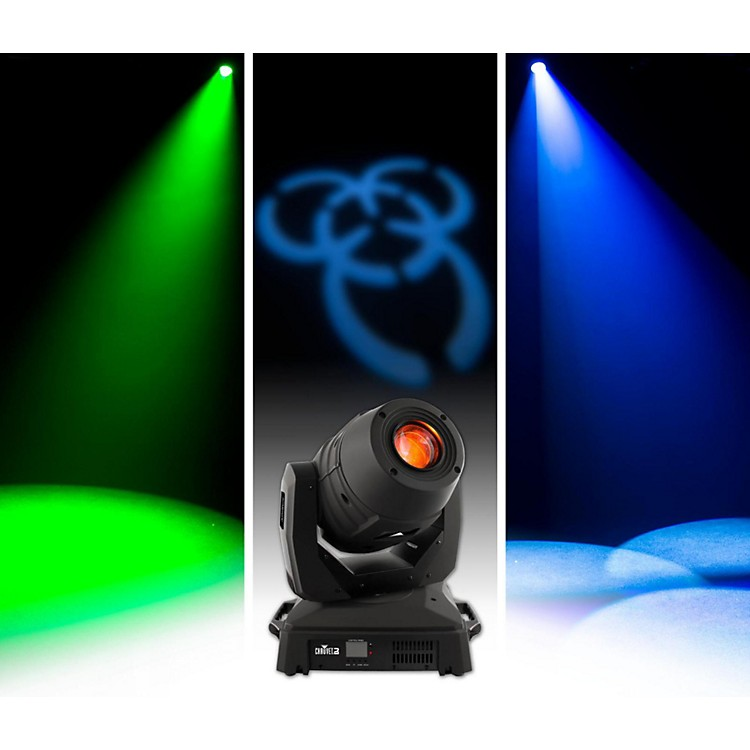 CHAUVET DJIntimidator 455Z IRC LED Effect Light