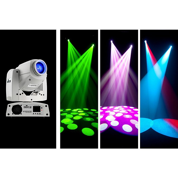 CHAUVET DJ Intimidator Spot 255 IRC LED Moving Head Effect Light - White