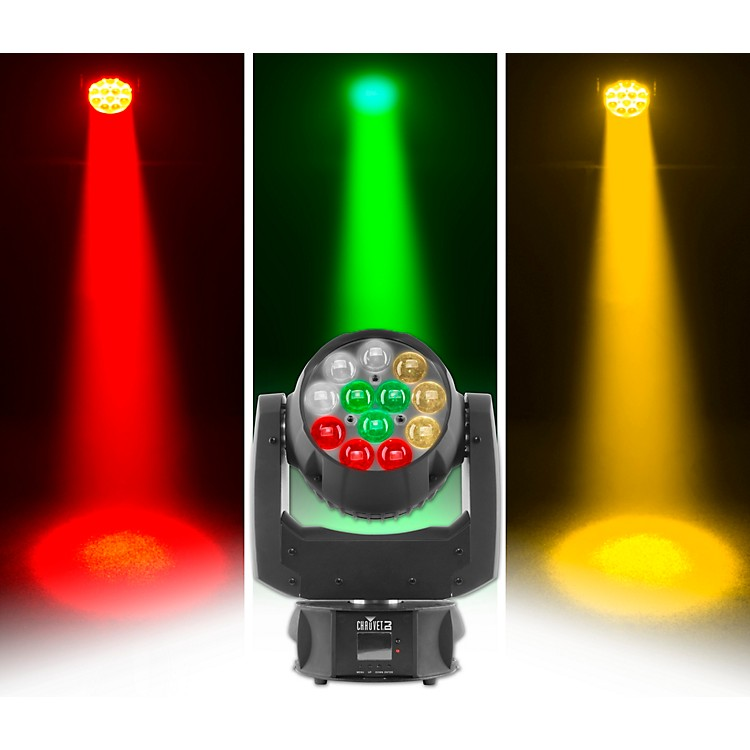 CHAUVET DJIntimidator Wash Zoom 450 IRC RGBW LED Moving-Head Light