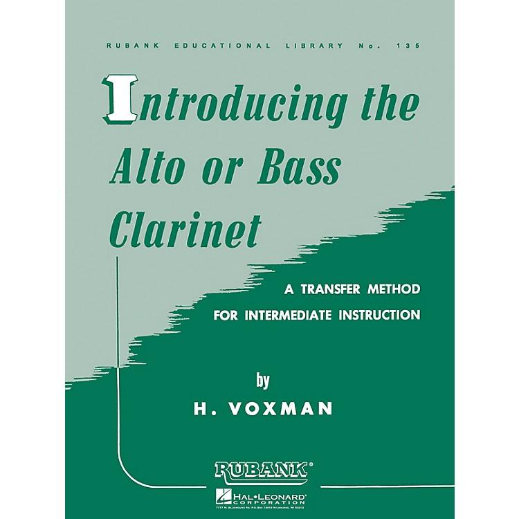 Rubank PublicationsIntroducing the Alto or Bass Clarinet Woodwind Method Series