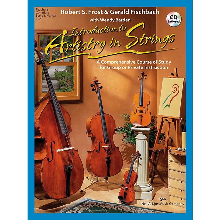 KJOSIntroduction to Artistry in Strings - Score