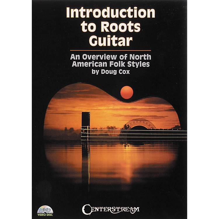 Centerstream PublishingIntroduction to Roots Guitar (DVD)