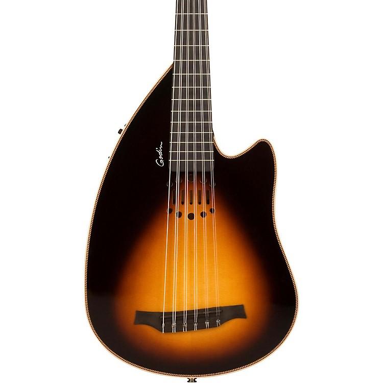 GodinInuk Ambiance Steel Acoustic-ElectricSunburstHG