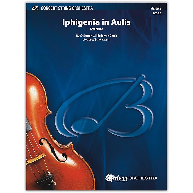 BELWINIphigenia in Aulis Conductor Score 3