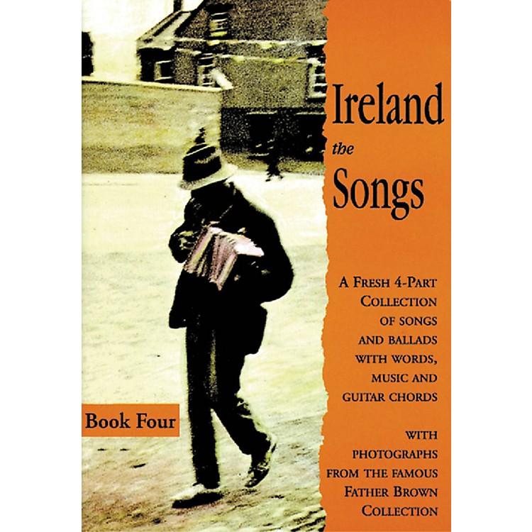 WaltonsIreland: The Songs - Book Four Waltons Irish Music Books Series Softcover