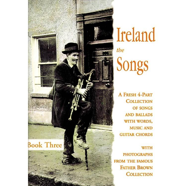 WaltonsIreland: The Songs - Book Three Waltons Irish Music Books Series Softcover
