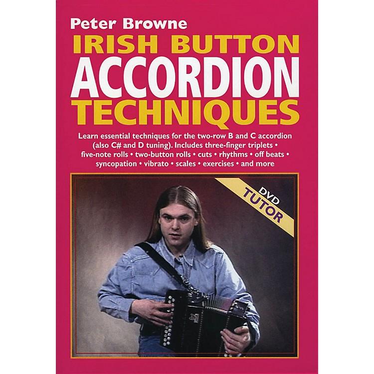 WaltonsIrish Button Accordion Techniques Waltons Irish Music Dvd Series DVD Written by Peter Browne