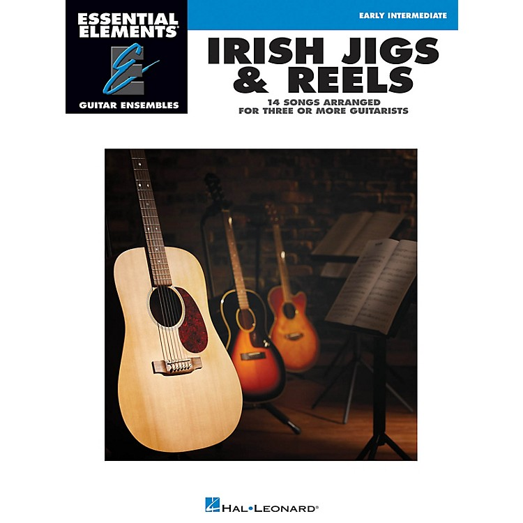 Hal LeonardIrish Jigs & Reels Essential Elements Guitar Series Softcover