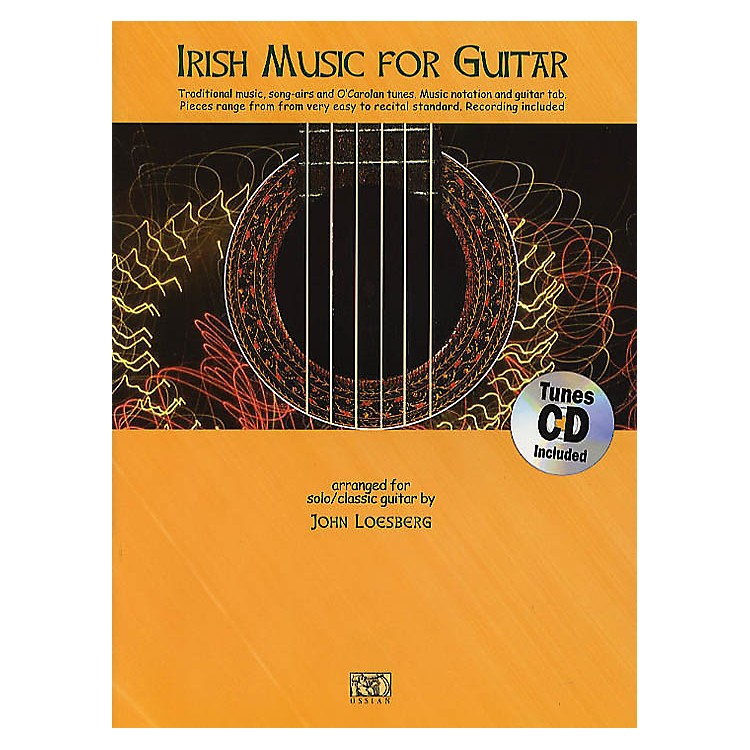 Music SalesIrish Music for Guitar Music Sales America Series Softcover with CD